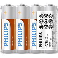 Philips R6L4F 4pcs - Alkaline battery