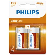 Philips R14L2B 2 pcs per pack - Disposable batteries