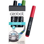Ozobot Set of Wipable Markers - Coloured - Robot Accessories