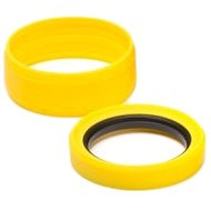 Easy Cover lens protector 72mm Lens Rim yellow - Camera Case