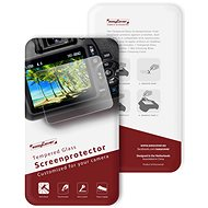 Easy Cover Screen Protector for the display of Canon 100D/SL1 - Tempered glass screen protector