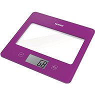 Sencor SKS 5025VT Violet - Kitchen Scale
