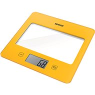 Sencor SKS 5026YL Yellow - Kitchen Scale