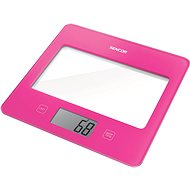 Sencor SKS 5028RS pink - Kitchen Scale