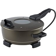 REMOSKA R 22F TS GRAND TEFLON CH. GOLD - Portable Electric Oven