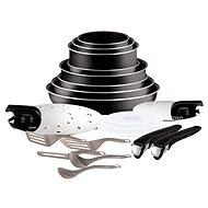 Tefal Ingenio Essential PTFE L2009702 Set (20pcs) - Cookware Set