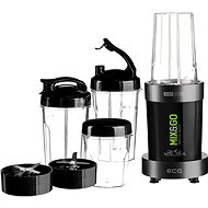 "ECG SM 900 Mix&Go ""Black edition"" - Countertop Blender"