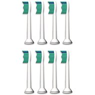 Philips Sonicare HX6018/07 ProResults Standard Heads, 8 Pack - Replacement Toothbrush