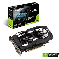 ASUS DUAL GeForce GTX1650 O4G - Graphics Card