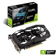 ASUS DUAL GeForce GTX1650 4G - Graphics Card
