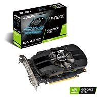 ASUS PHOENIX GeForce GTX1650 O4G - Graphics Card