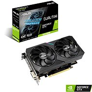 ASUS DUAL GeForce GTX 1660 SUPER O6G MINI - Graphics Card