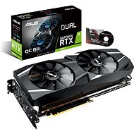 ASUS DUAL GeForce RTX 2070 O8G - Graphics Card