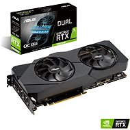 ASUS DUAL GeForce RTX2080S O8G EVO - Graphics Card