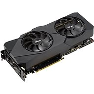 ASUS DUAL GeForce RTX 2080 E8GB EVO - Graphics Card