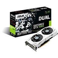 ASUS DUAL GeForce GTX 1060 3G - Graphics Card