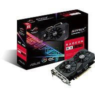 ASUS ROG STRIX GAMING RX560 DirectCU II OC 4GB - Graphics Card