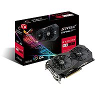 ASUS ROG STRIX GAMING RX570 DirectCU II OC 4GB - Graphics Card
