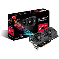 ASUS ROG STRIX GAMING RX570 DirectCU II 4GB - Graphics Card
