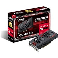 ASUS EXPEDITION RX570 OC 4GB - Graphics Card