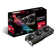 ASUS ROG STRIX GAMING RX580 DirectCU III 8GB - Graphics Card