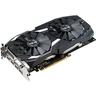 ASUS DUAL RX580 OC 4GB - Graphics Card