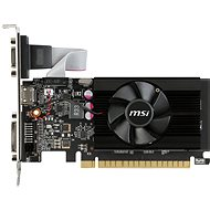 MSI GeForce GT 710 1GD3 LP - Graphics Card