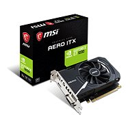 MSI GeForce GT 1030 AERO ITX 2G OC - Graphics Card