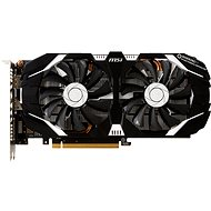 MSI GeForce GTX 1060 3GT OC - Graphics Card