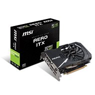 MSI GeForce GTX 1060 AERO ITX 6G OC - Graphics Card
