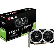 MSI GeForce GTX 1660 VENTUS XS 6G OC - Graphics Card