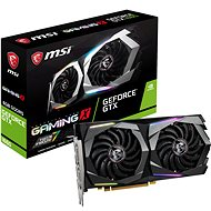 MSI GeForce GTX 1660 GAMING X 6G - Graphics Card