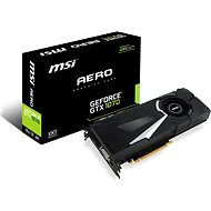 MSI GeForce GTX 1070 AERO 8G OC - Graphics Card