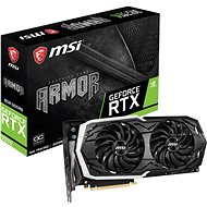 MSI GeForce RTX 2070 ARMOR 8G OC - Graphics Card