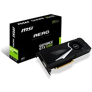 MSI GeForce GTX 1080 AERO 8G OC - Graphics Card