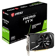 MSI GeForce GTX 1650 SUPER AERO ITX OC 4G - Graphics Card