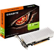 GIGABYTE GT 1030 Silent Low Profile 2G - Graphics Card