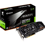 GIGABYTE Aorus GeForce GTX 1060 G1 Gaming 9Gbps - Graphics Card