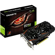 GIGABYTE GeForce GTX 1060 WINDFORCE 6G - Graphics Card