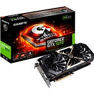 GIGABYTE GeForce GTX 1070 Xtreme Gaming - Graphics Card