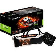 GIGABYTE GeForce GTX 1080 Xtreme Gaming Water Cooling - Graphics Card
