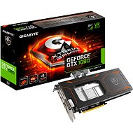 GIGABYTE GeForce GTX 1080 Xtreme Gaming WATERFORCE WB 8GB - Graphics Card