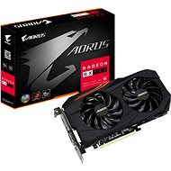GIGABYTE AORUS RX 580 8GB - Graphics Card