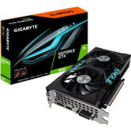 GIGABYTE GeForce GTX 1650 D6 EAGLE OC 4G - Graphics Card