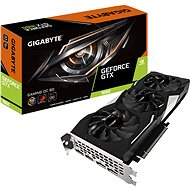 GIGABYTE GeForce GTX 1660 GAMING OC 6G - Graphics Card