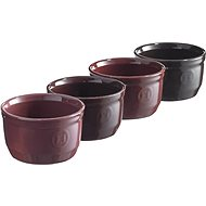 Emil Henry Set of 4 pieces of ramekins, shades of fig - Baking Mould
