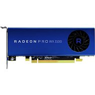 AMD Radeon Pro WX3100 Workstation Graphics - Graphics Card