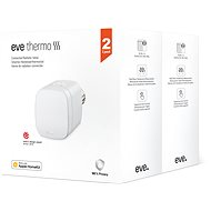 EVE MULTIPACK 2X THERMO Smart Radiator Valve (Chipset 2020) - Thermostat Head