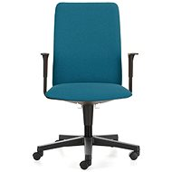 EMAGRA FLAP Blue - Office Chair