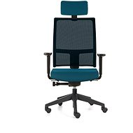 EMAGRA TAU Blue - Office Chair